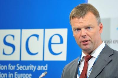Хуг розповів, як працює моніторингова місія ОБСЄ у Чернівцях