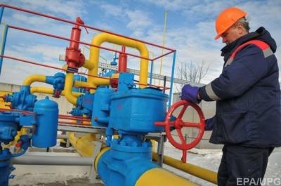 Через морози Україна збільшила відбір газу до максимуму