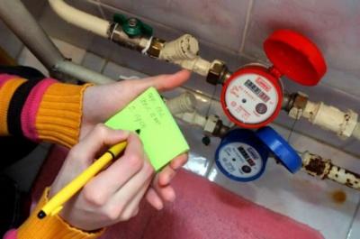 У Чернівцях споживачі можуть повідомляти покази лічильника води через Viber та SMS