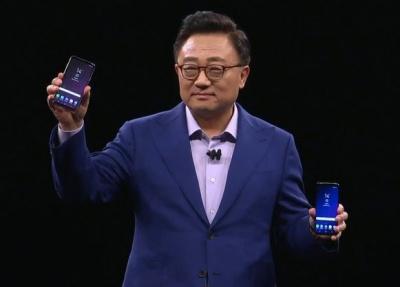 Компанія Samsung презентувала Galaxy S9 і Galaxy S9 +