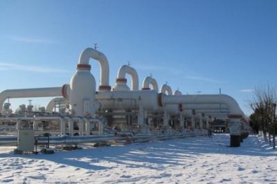 """У """"Нафтогазі"""" стверджують, що запасів газу вистачить до кінця опалювального періоду"""
