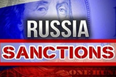 Мінфін США: Нові санкції проти Росії будуть введені в найближчі 30 днів