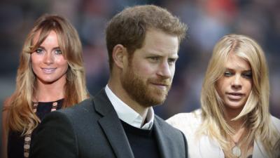 Принц Гаррі запросив на весілля колишніх дівчат