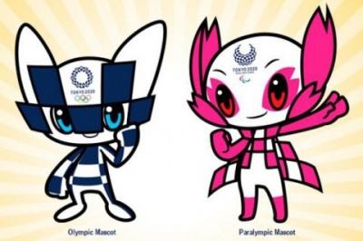 Презентували талісмани Олімпійських ігор 2020 року у Токіо