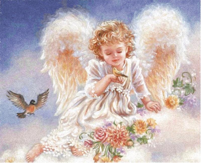 Днем, день ангела красивые открытки