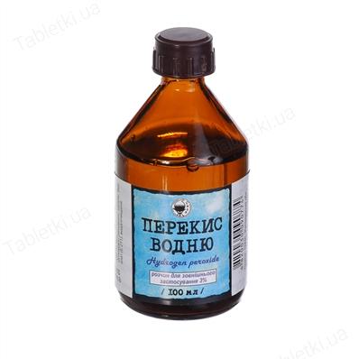 Супрун: перекис водню не допомагає захистити рану від зараження