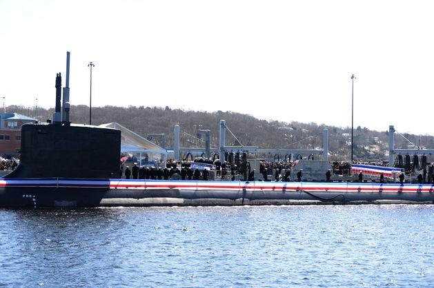 ВМС США взяли наозброєння новий атомний підводний човен Colorado