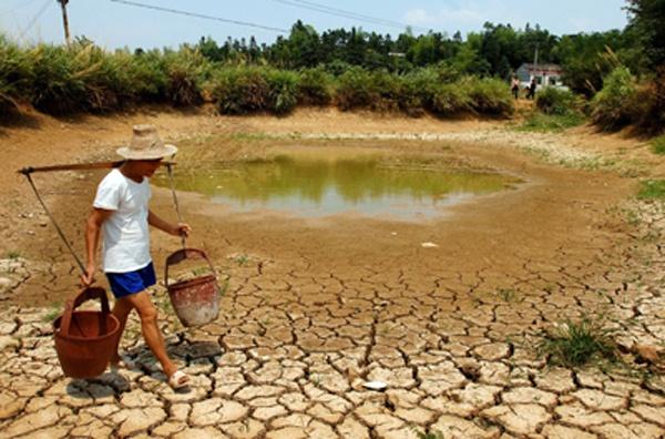 3,6 млрд людей потерпають від нестачі води