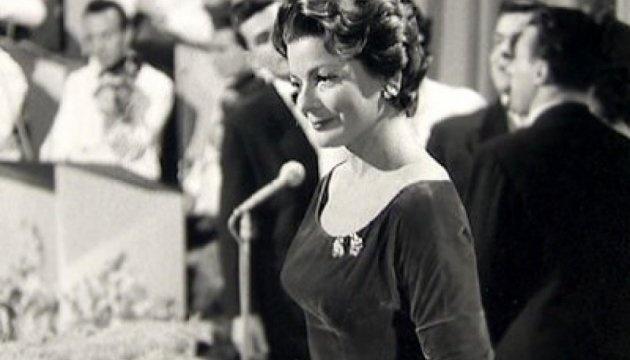 Переможниця першого Євробачення померла у94 роки
