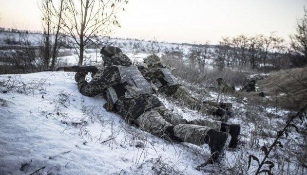 Задень бойовики 13 разів обстріляли позиції ЗСУ