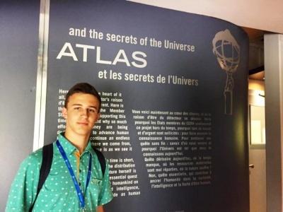 Школяр із Чернівців переміг у конкурсі юних науковців Intel ISEF та представлятиме Україну в США