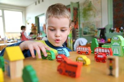 У мерії Чернівців вивчають можливість відкриття «чергових» дитсадків на період газової кризи