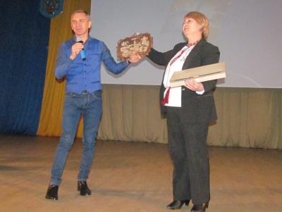 У Чернівцях відомий телеведучий розповів, як навчає Зеленського української мови