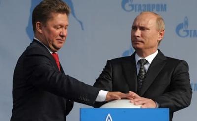 """Глава правління """"Газпрому"""" заявив про розірвання контрактів із """"Нафтогазом"""""""