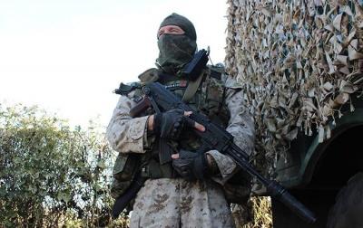 У зоні АТО один військовий загинув, двоє поранені