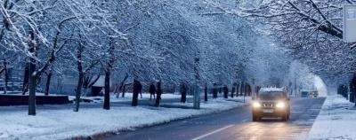 Снігопад припиниться, а мороз ні: синоптики уточнили прогноз на 4-5 березня