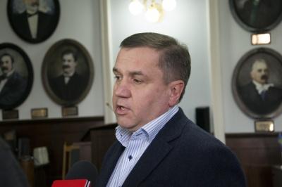 У Чернівцях депутата Пуршагу переобрали керівником міської організації партії «Батьківщина»