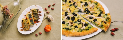 """Пісні страви також можуть бути смачними із рестораном вегетеріанської їжі """"Шпинат"""" (на правах реклами)"""