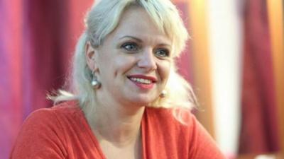 Не всі повії, – акторка Ірма Вітовська про колег, які знімаються в російськомовному кіно