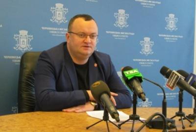 «Питання ухвалили «з голосу»: мер Чернівців пояснив, чому наклав вето на «земельне» рішення