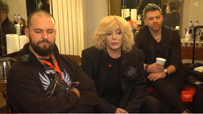 На концерті у Львові Ірину Білик змусили визнати Росію агресором