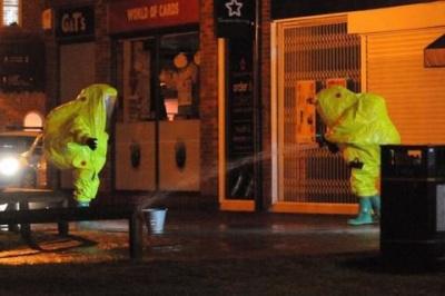 У Великій Британії госпіталізували поліцейських, які розслідували отруєння російського шпигуна