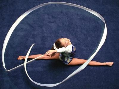 У Чернівцях відбулося велике свято художньої гімнастики