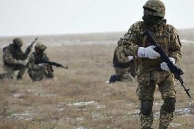 Один військовий загинув, один – поранений:  доба в АТО
