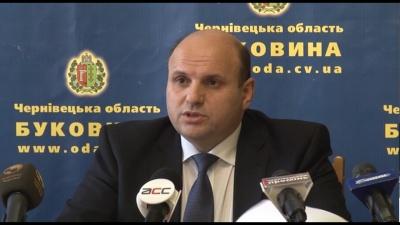 Голова Чернівецької обласної ради заробив 86 тисяч премії