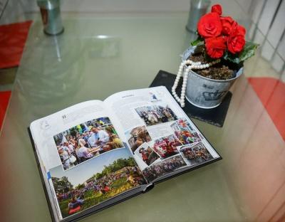 Вийшов друком фотоальбом Антоніни Вишневської «Чернівці в деталях»