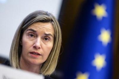 Могеріні закликала Україну посилити боротьбу із корупцією
