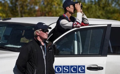 В ОБСЄ кажуть, що моніторять Ужгород з Івано-Франківська