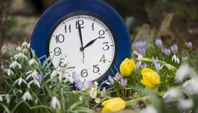 Україна 25 березня переходить на літній час