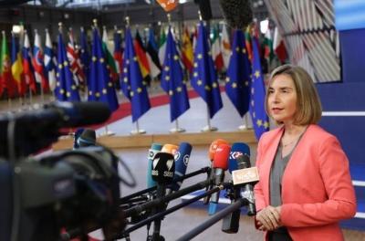 Могеріні прокоментувала візити окремих європейських політиків до окупованого Криму