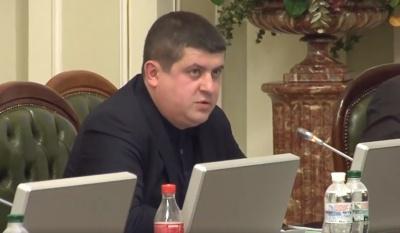 Бурбак закликав нардепів не затягувати з розглядом постанови про перевибори Чернівецької міськради
