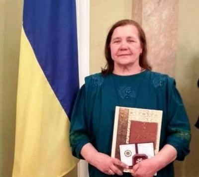 Буковинку нагородили орденом «Гордість і слава України»