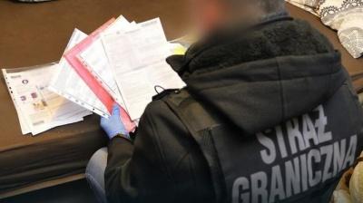 У Варшаві затримали українця за підозрою у підробці польських документів