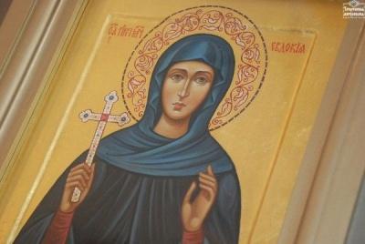 14 березня - день пам'яті преподобномучениці Євдокії