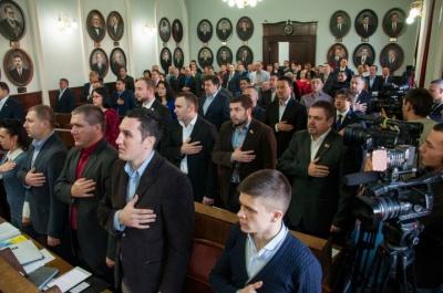Стало відомо, хто голосував за подолання вето мера Чернівців, яке він наклав на «земельне» питання