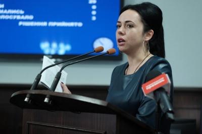 У Чернівцях депутата Юлію Сафтенко виключили із партії «Народний контроль»