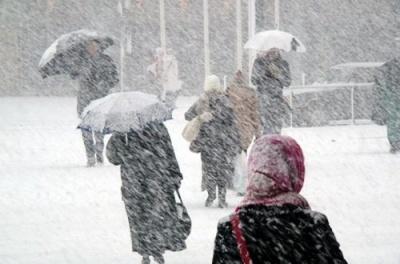 Синоптики попереджають про різке погіршення погоди