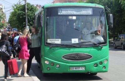 У Чернівцях на автобусні маршрути №10 і 10-А тимчасово повернули старого перевізника
