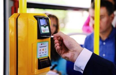 У Києві маршрутників зобов'яжуть придбати валідатори для е-квитка