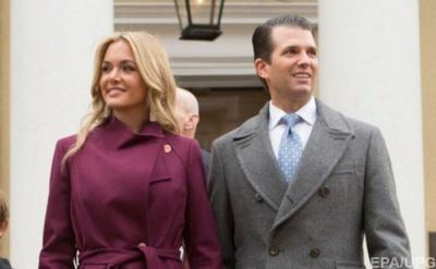 Син Дональда Трампа розлучається з дружиною після 12 років шлюбу