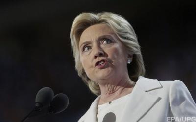 Гілларі Клінтон зламала руку при падінні у ванній готелю в Індії