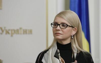 Тимошенко лідирує у президентському рейтингу, - дослідження