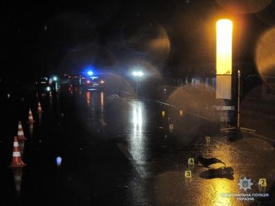 На Буковині легковик збив на смерть пенсіонерку (ФОТО)