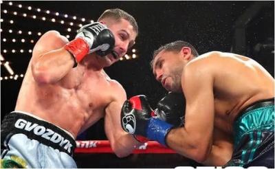 """Гвоздик виграв титул """"тимчасового"""" чемпіона світу за версією WBC"""