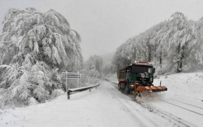 Синоптики: Зима пануватиме найближчі п'ять днів