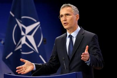 """Столтенберг: Росія стає """"все більш непередбачуваною і агресивною"""""""